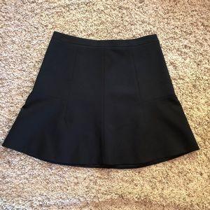 J.Crew Flare Mini Skirt
